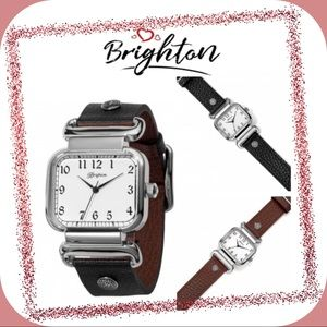 Brighton Montecito Reversible Watch